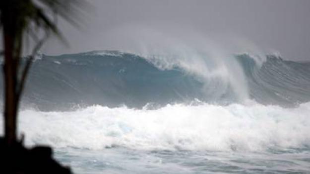allarme, hawaii, revocato, tsunami, Messina, Archivio