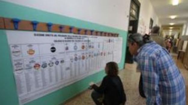 collegio messina, elezioni, elezioni regionali, elezioni sicilia, voti, Messina, Archivio