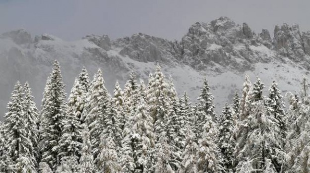 meteo neve vento, Sicilia, Calabria, Archivio
