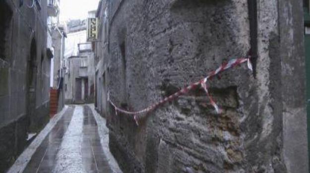consiglio regionale, stato di calamità, terremoto pollino, Calabria, Archivio