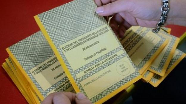 elezioni seggi, Messina, Archivio