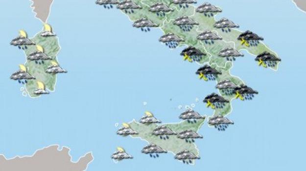 allerta, calabria, meteo, Catanzaro, Reggio, Calabria, Archivio