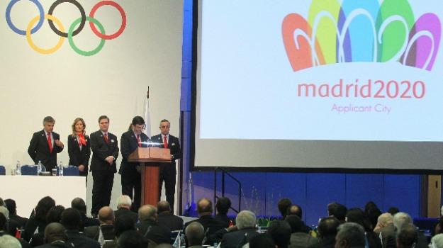 giochi 2020, madrid, olimpiadi, Sicilia, Archivio, Sport