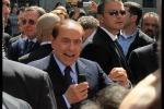"""Berlusconi: """" Leggi razziali peggiore colpa di Mussolini """""""