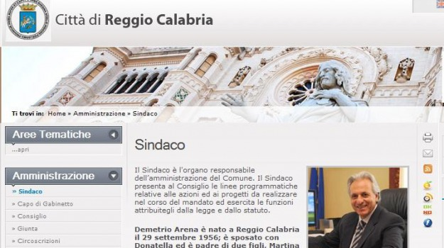 comune, demetrio porcino, nota, reggio calabria, vicesindaco, Reggio, Calabria, Archivio