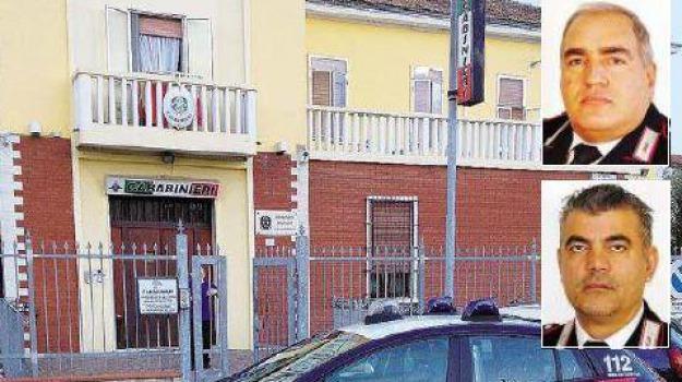 antonino zingale, carabinieri, porto viro, Messina, Archivio