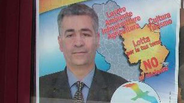 antonio montemurro, assessore provinciale, matera, morto, Sicilia, Cronaca
