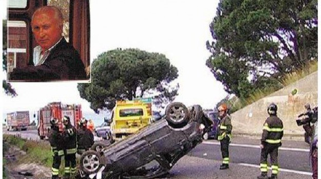 cas, incidente a20, Messina, Archivio