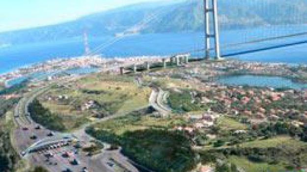 ponte sullo stretto, salini, Messina, Archivio
