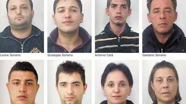 'ndrangheta, op. ragno, vibo, Catanzaro, Calabria, Archivio