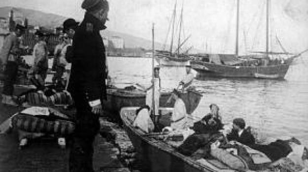 messina, russia, terremoto 1908, Messina, Archivio