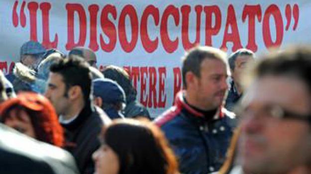 disoccupazione, Sicilia, Archivio, Cronaca
