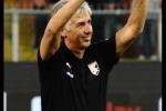 """Gasperini e l'Inter: """"Squadra da scudetto? A primavera può succedere di tutto"""""""