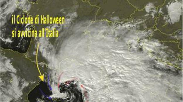 ciclone, halloween, maltempo, Sicilia, Archivio, Cronaca