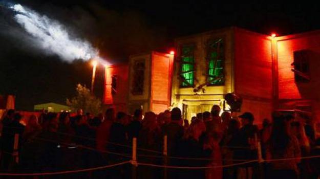 halloween, morte, ragazze, Sicilia, Archivio