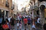 Nuova barriera automatica nel centro di Taormina