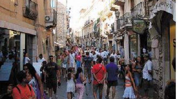 barriera automatica, misure di sicurezza, Porta Messina, viabilità Taormina, Messina, Sicilia, Cronaca