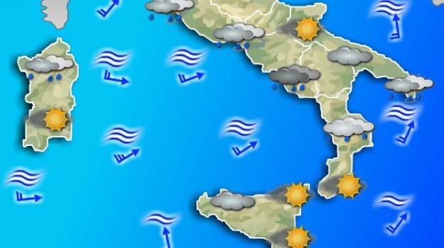 meteo, previsioni, Calabria, Archivio