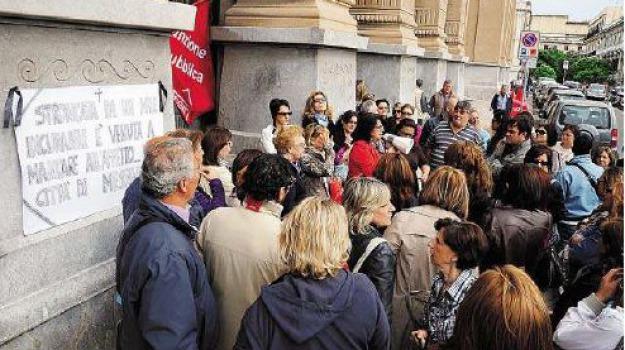 consiglieri comunali, fp cgil messina, servizi sociali, Messina, Archivio