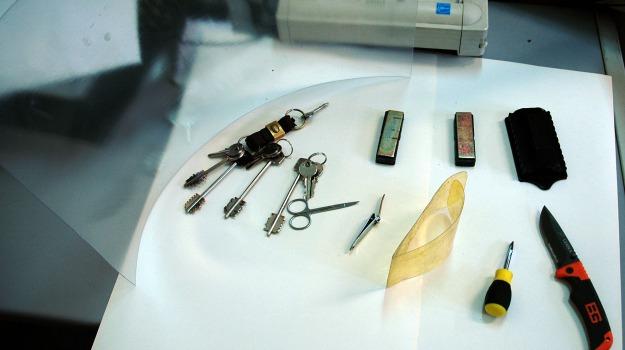 furto in appartamento, Messina, Archivio