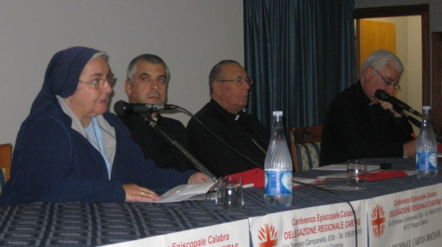 caritas, convegno, falerna, Calabria, Archivio