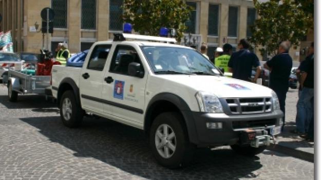 mezzi antincendio, prefetto, sindaco messina, Messina, Archivio