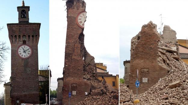 accordo, bruxelles, emilia, fondi, sisma, Sicilia, Archivio, Cronaca