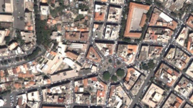 piazza del popolo, piazza lo sardo, Messina, Archivio