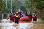 Allerta maltempo centinaia gli evacuati