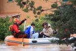Maremma sott'acqua Morto un 73enne