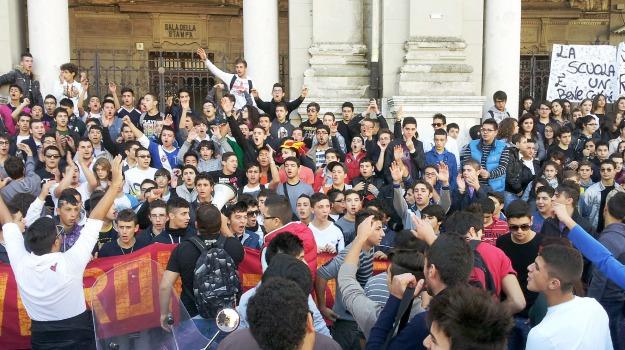 studenti, Messina, Archivio