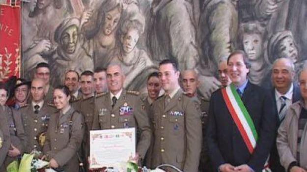 18° reggimento bersaglieri, cittadinanza onoraria, comune altomonte, Calabria, Archivio