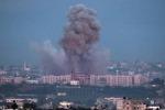 Razzi su Israele tregua non regge
