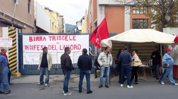 triscele, Messina, Archivio