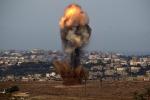 Raid di Israele nella Striscia Uccisi tre bimbi