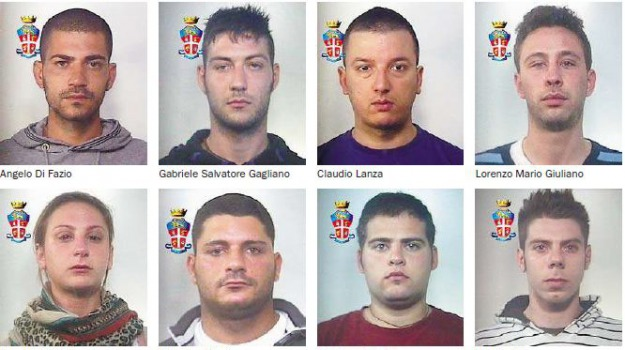 operazione coccodrillo, Calabria, Archivio
