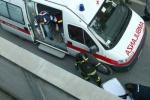 Pullman fuori strada 24 feriti sulla A14