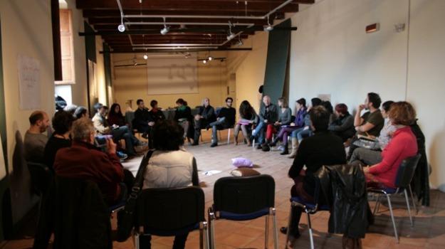 artisti, lab, performance, Cosenza, Archivio