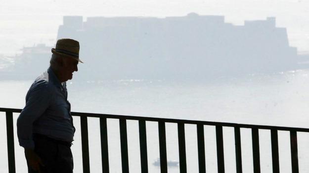 allarme, inps, pensionati, povertà, Sicilia, Archivio