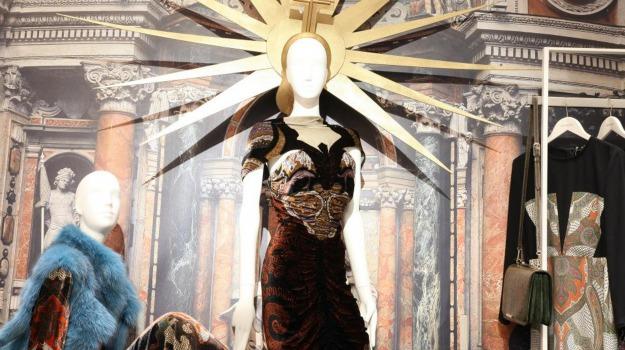 firenze, madonna, vetrina, Sicilia, Archivio, Cronaca