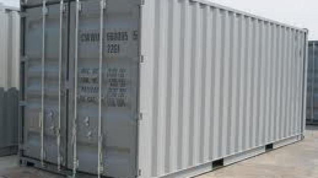 container, Messina, Archivio