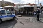 Mercato settimanale di Vibo Marina, giro di vite tra gli ambulanti