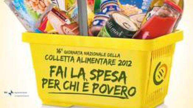 calabria, colletta alimenatare, supermercati, Calabria, Archivio