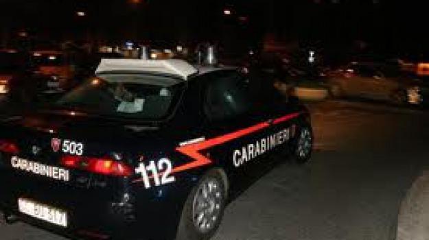 carabinieri, residuo pena, san marco argentano, Sicilia, Archivio