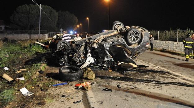 incidente stradale, Sicilia, Archivio