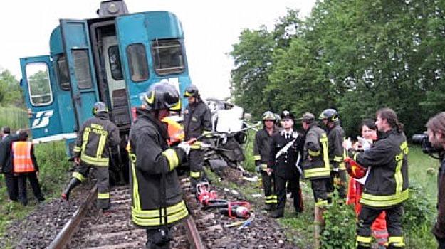 treno rossano strage, Calabria, Archivio