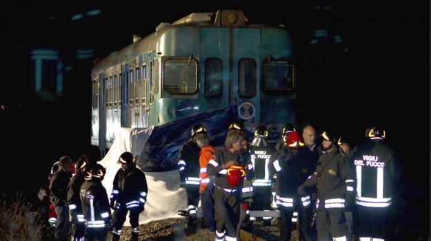treno rossano tragedia, Calabria, Archivio
