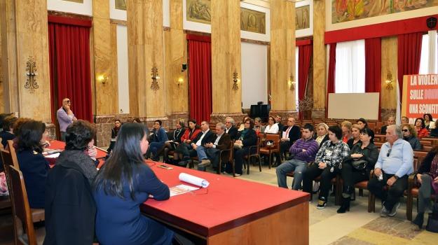 donne, violenza, Messina, Archivio