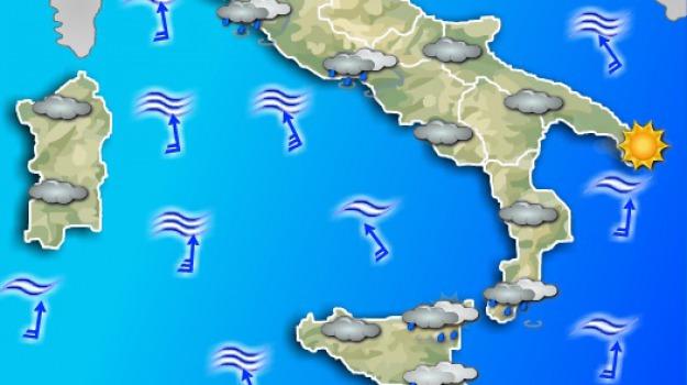 freddo, inverno, maltempo, Calabria, Archivio