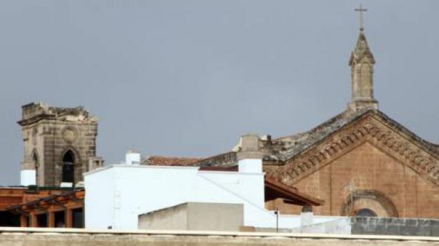 tornado ilva, Sicilia, Archivio, Cronaca